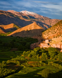 Family holiday to a High Atlas valley