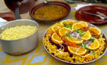Moroccan Cooking Taster Course